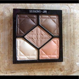 Dior, eyeshadow palette, new